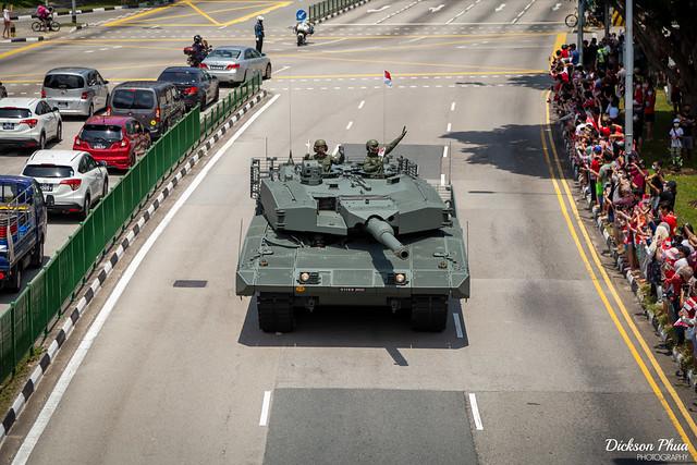 Leopard 2SG MBT
