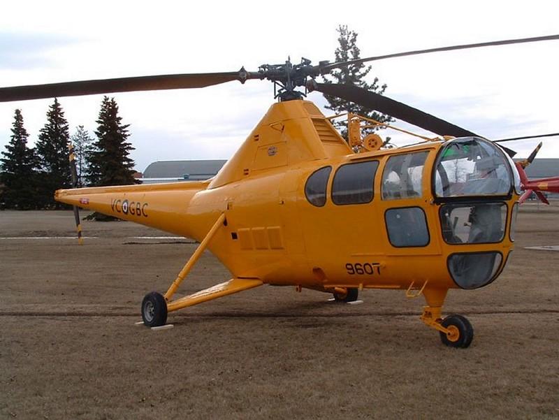 Sikorsky H-5 1