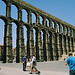 Segovia Roman Aquaduct, 1970