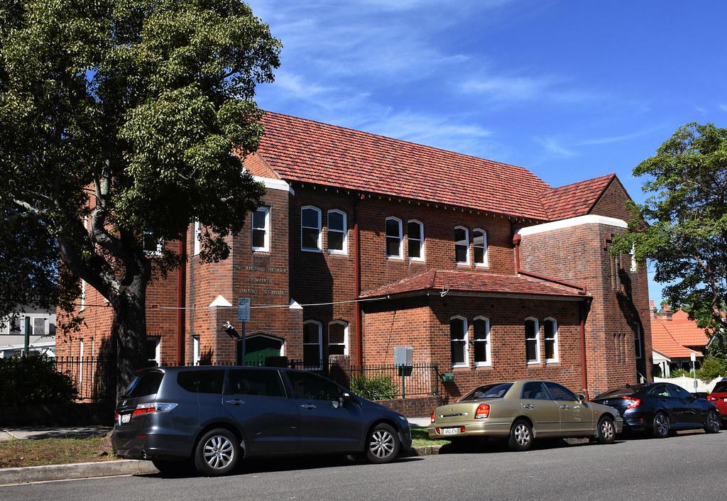 Sir Thomas Henley Memorial Sunday School, Drummoyne, Sydney, NSW.
