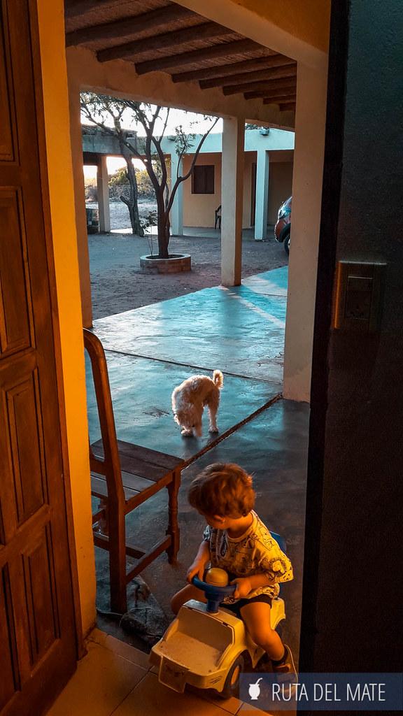 Hospedaje Leandra cerca de Ischigualasto