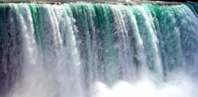 The Power of Niagara Falls