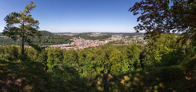 Blick auf Albstadt-Tailfingen (explored)