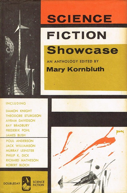 Science Fiction Showcase an anthology edited by Mary Kornbluth