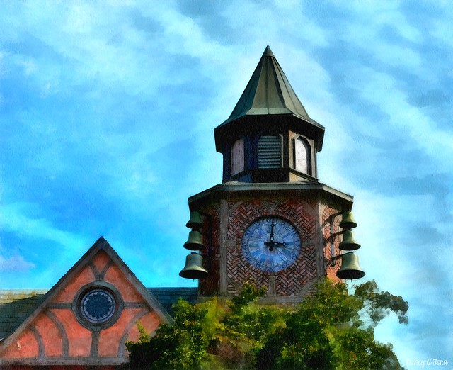 Solvang Clock and Bell Tower