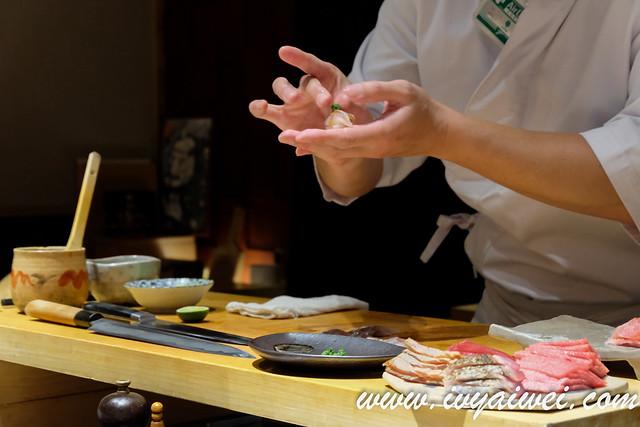 sushi azabu - sushi X sake  (21)