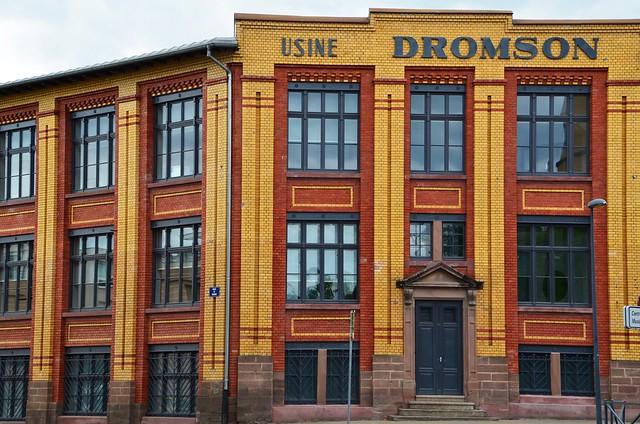 Usine Dromson