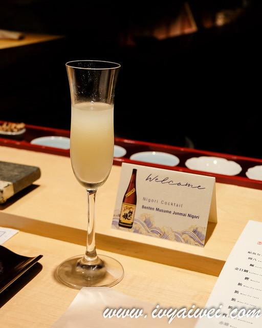sushi azabu - sushi X sake  (3)