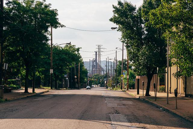 Steel Streets