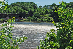 convergence of lehigh and delaware rivers
