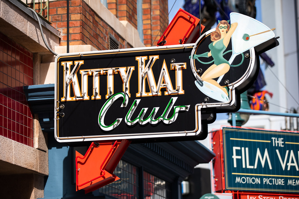 Kitty Kat Club