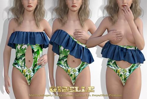 Giselle undress me gif 0820
