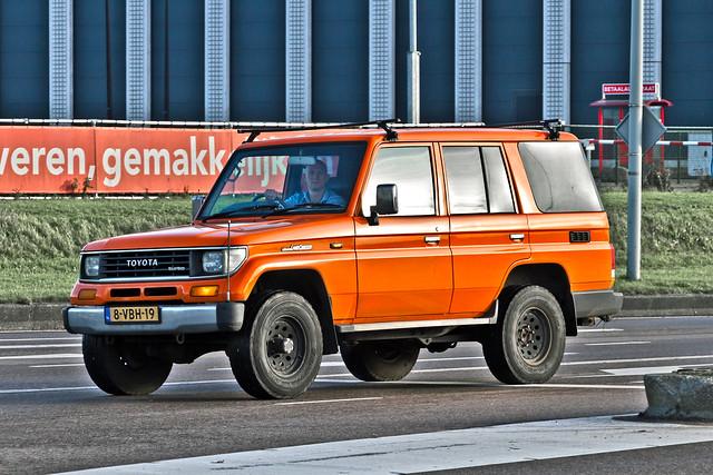 Toyota Land Cruiser Prado 1995 (6188)