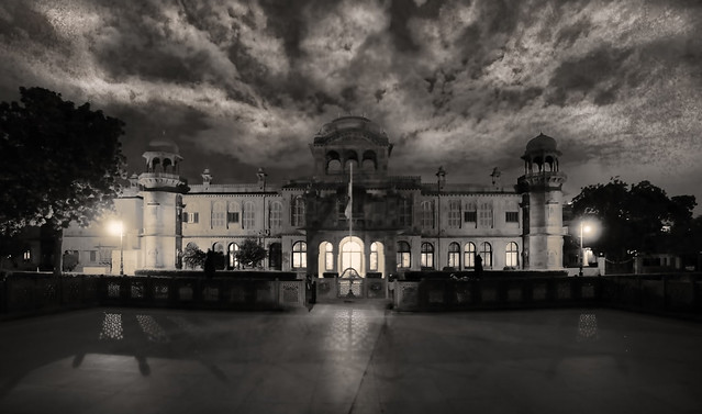 Bikaner IND - Laxmi Niwas Palace 03