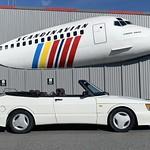 SAAB 900! Cab 1990