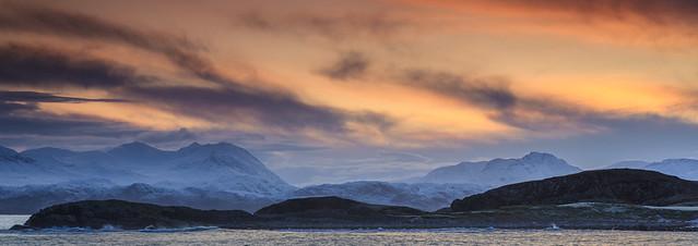 Wester Ross Hills, Scotland