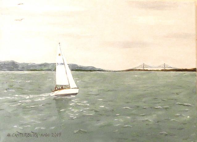 'Sailin San Fran Bay'
