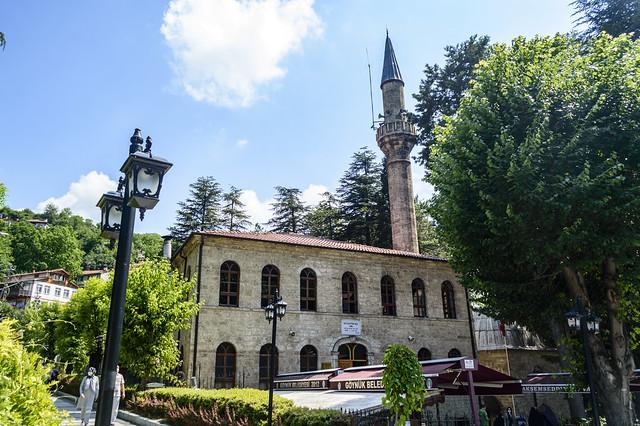 Gazi Süleyman Paşa Mosque, Göynük, Turkey