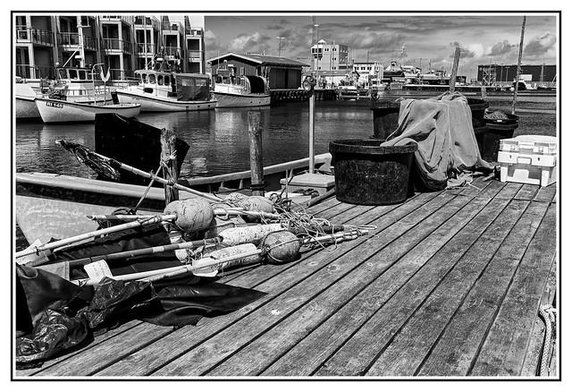 Fjord Fischerei / Fjord fishing