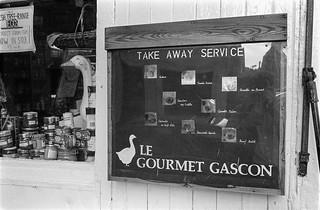 Gourmet Gascon, Hillgate St, , Kensington, Kensington & Chelsea, 1987 87-9b-51-positive_2400