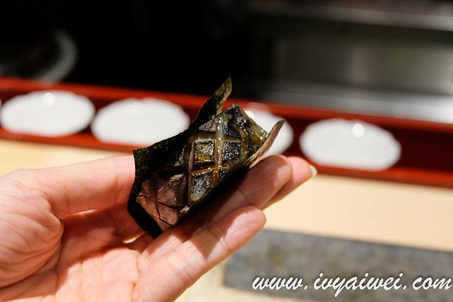 sushi azabu - sushi X sake  (53)