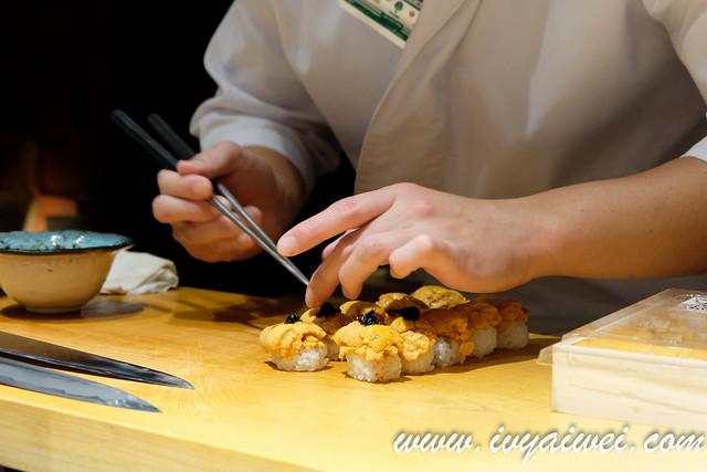 sushi azabu - sushi X sake  (49)