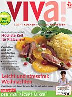Rezepte aus der Zeitschrift VIVA!