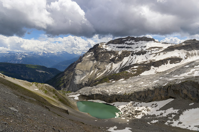Alpage du Rawyl - Iffigenalp - Suisse
