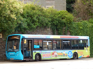 Arriva North East 1331 YJ09 CVD - Durham