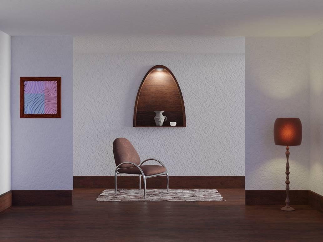 Interior Scene 9
