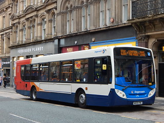 Stagecoach North East 24111 NK09 FMC - Newcastle