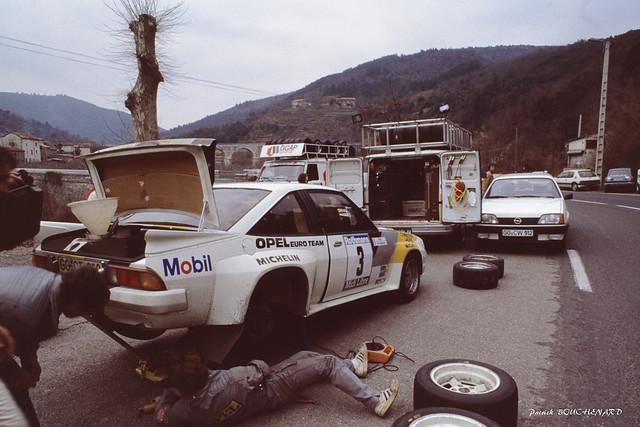 Assistance Team Opel