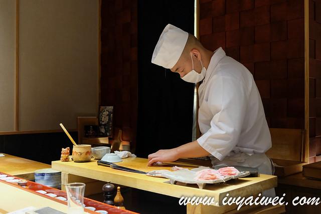 sushi azabu - sushi X sake  (7)