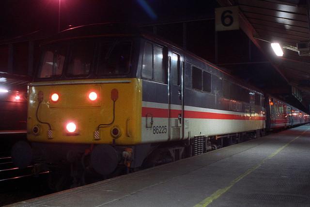 86225, Crewe, February 25th 1999