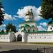 The Church of Entry into Jerusalem. Yoshkar-Ola. Mari El Republic, Russia.