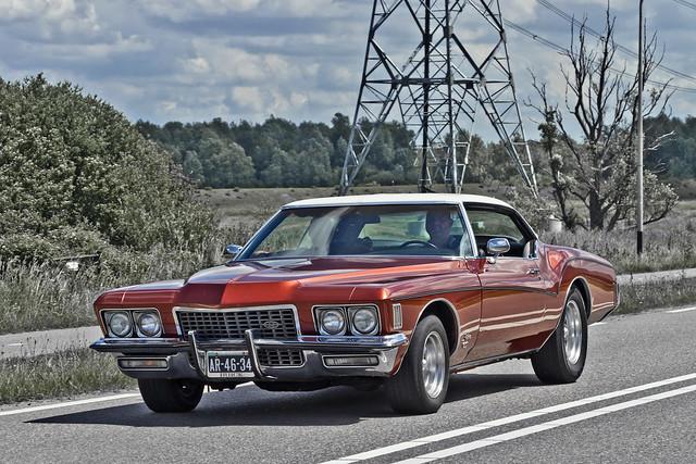 Buick Riviera 1972 (2715)