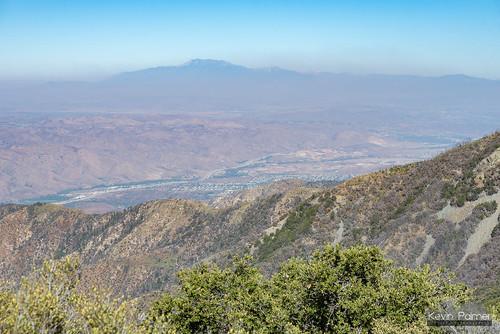 july summer nikond750 california orangecounty evening santaanamountains clevelandnationalforest modjeskapeak smog sunny blue sky tamron2470mmf28 sanjacintopeak i15 smoggy