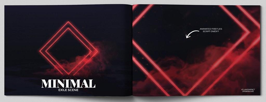 MINIMAL – Exile Scene