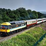 47712 5Z47 Crewe-Appleby ecs, Brownhill Blackburn 09.08.2020