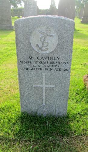 Annan War Grave