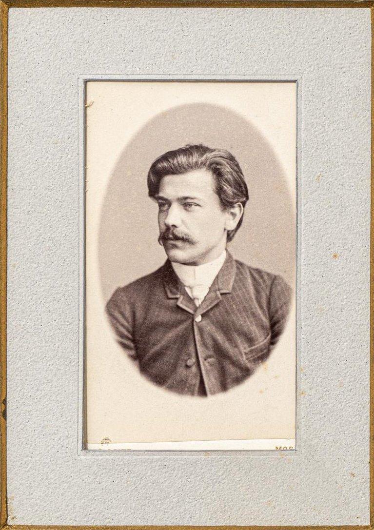 Портрет архитектора Б.Н.Николаева.