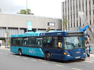 Arriva North East 4646 NK05 GWZ - Darlington