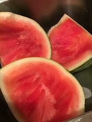 Watermelon Rinds.