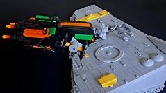 Mandalorian ram ship