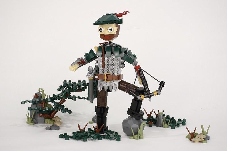 Rogue Forestmen