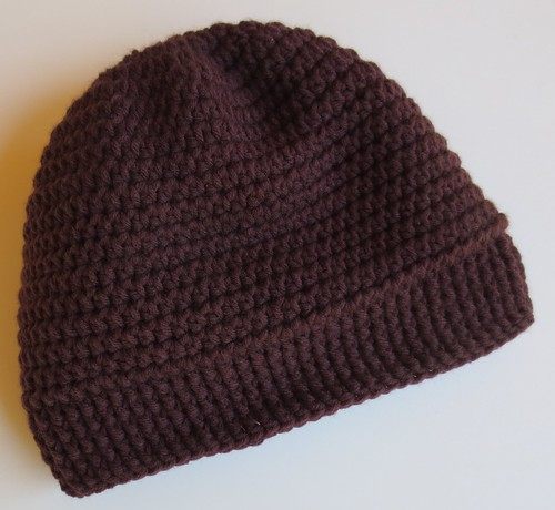 Brown FPDC Hat