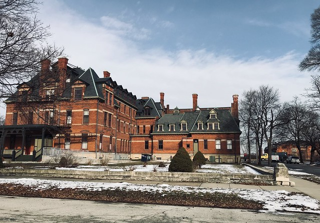 Pullman National Historic District
