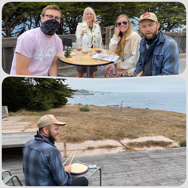 2020 Sea Ranch - Day 1