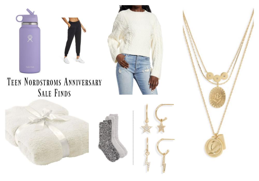 Teen Nordstrom's Anniversary sale
