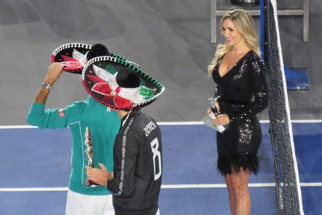 Federer vs Zverev